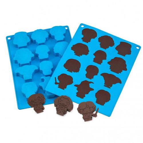 Harry Potter 12 Cavity Chocolate Mold