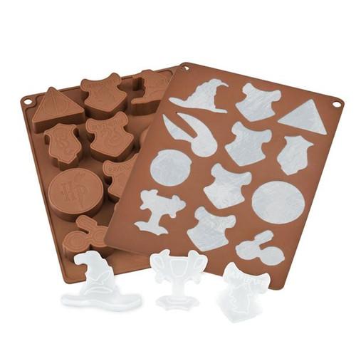 Harry Potter Logo 12 Cavity Chocolate Mold