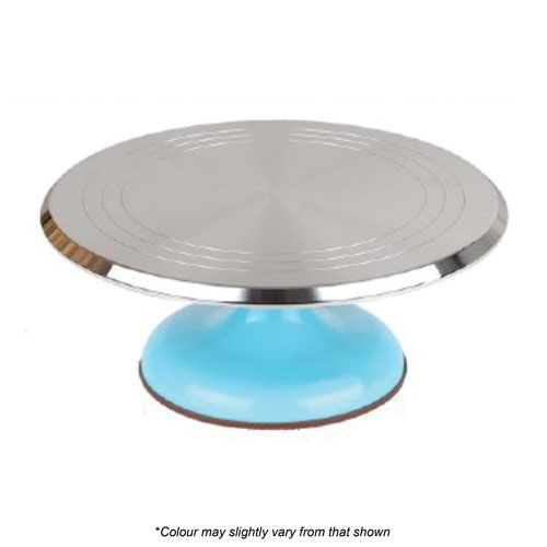 Cake Turntable- Blue