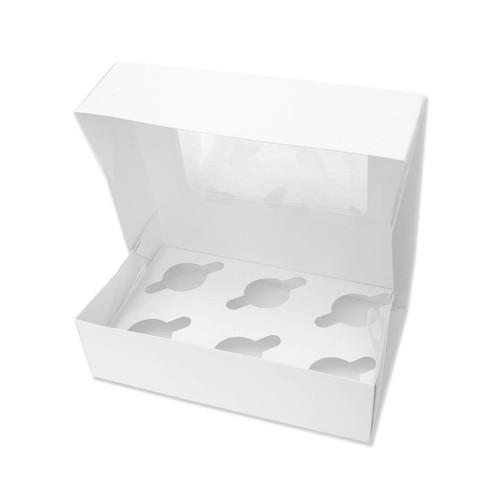 Cupcake 6 Cavity Bulk
