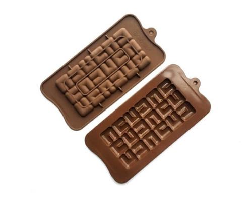 Maze Chocolate Bar Mold