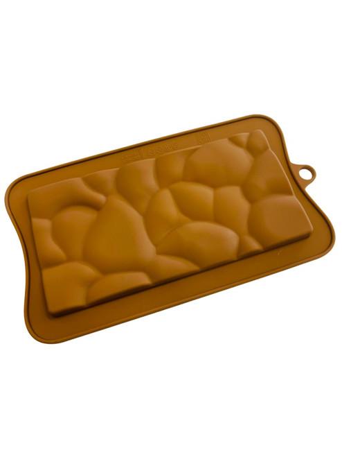 Pebble Stone Chocolate Bar Mold