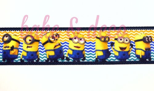 Despicable Me Ribbon 15mm