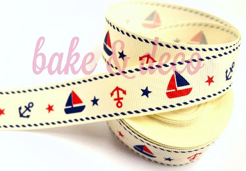 Sailor Ribbon 15mm
