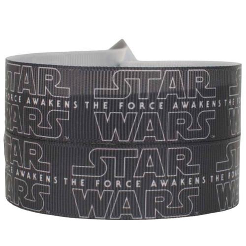 Starwars logo Ribbon (per 1/m)