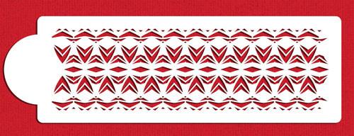 Designer Stencils Aztec C907