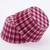 Paper Cupcake Cases Regular 20pk - GINGHAM PINK