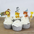 Cupcake Toppers 24pc - Wild Animals