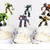 Cupcake Toppers 24pc - Transformers