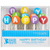 Bakery Crafts Candle Holders & Candles - HAPPY BIRTHDAY