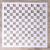Checker Flag Pattern Stencil