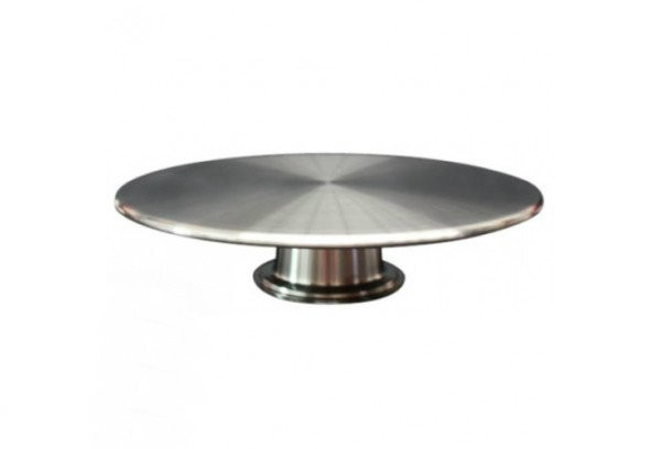 Stainless Steel Cake Turntable