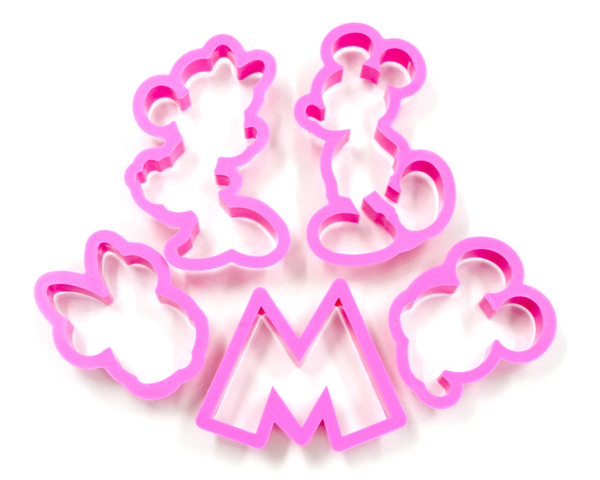 M-Mouse Cutter Set