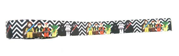 Starwars Lego Ribbon 25mm