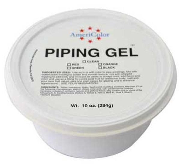 Americolor Clear Piping Gel 284g