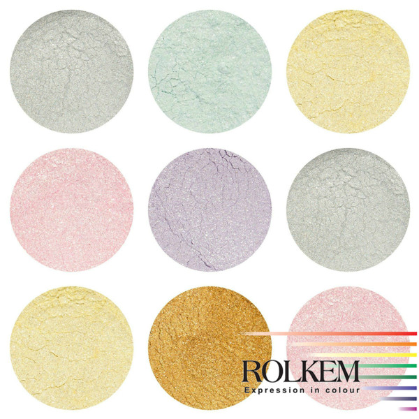 Rolkem Chiffon Dust 10ml