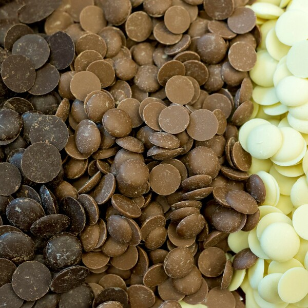 Chocolate Buttons - Melting Chocolate 1kg