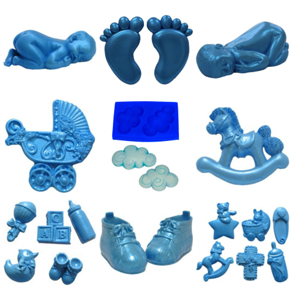 Baby Theme - First Impression molds