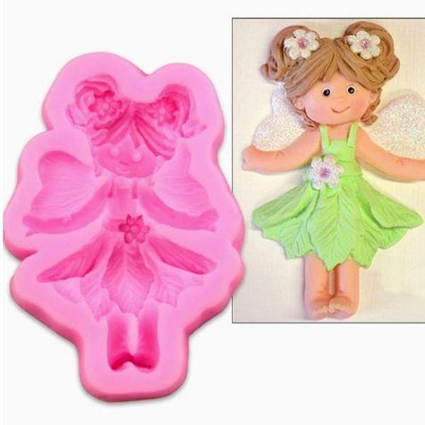 Girl Fairy Mold