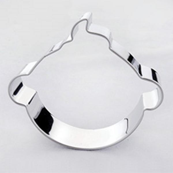 Baby face head tin plate cutter