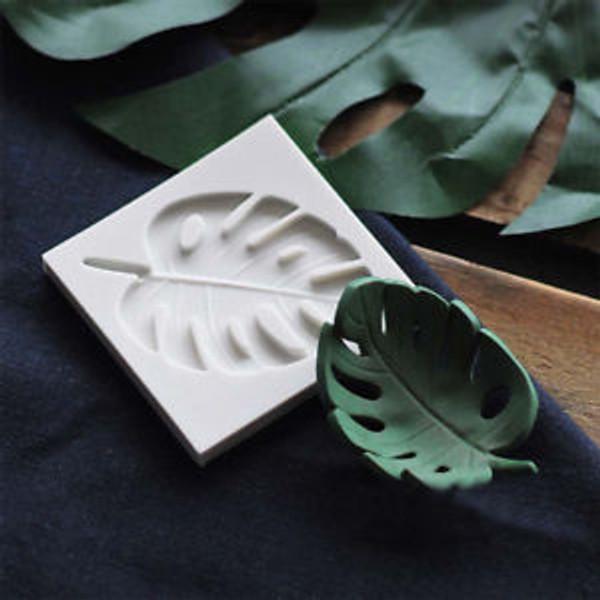 Big Leaf (Monstera Deliciosa) Silicone Mould