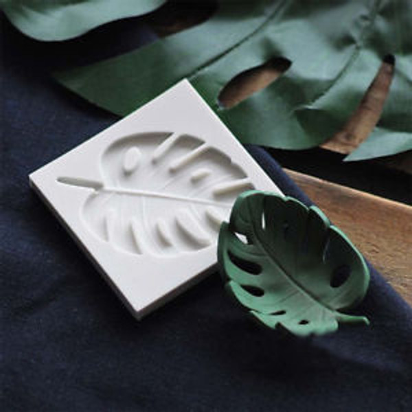 Big Leaf (Monstera Deliciosa) Silicone Mold