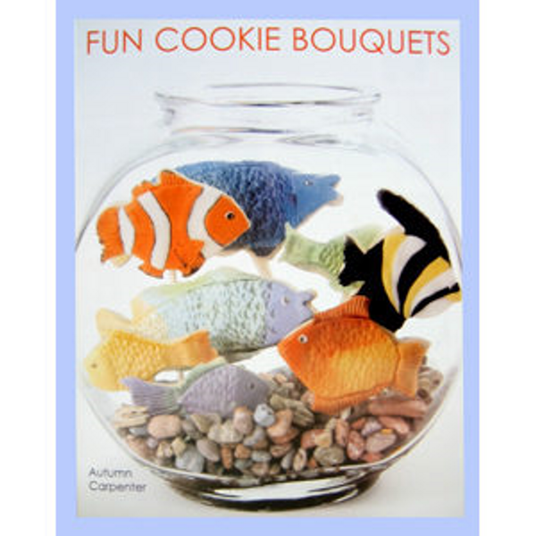Fun Cookie Bouquets Book
