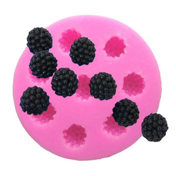 Berries 8pc Silicone Mold