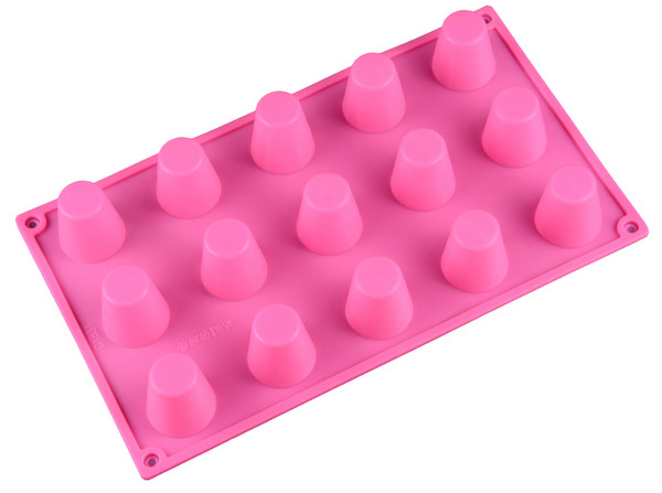 Dessert Cup 15 Cavity Silicone Mould