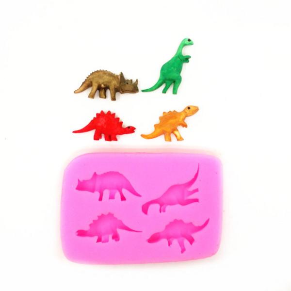 Mini Dinosaur Mold