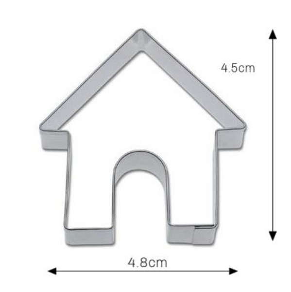 Dog House Mini Cookie Cutter