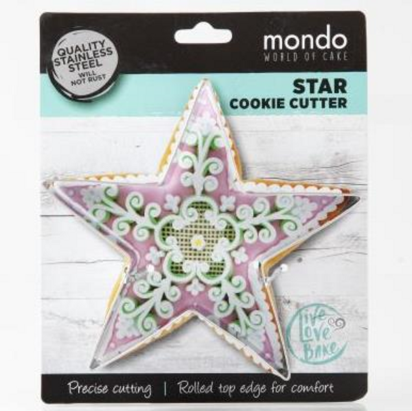 Mondo Star Cookie Cutter