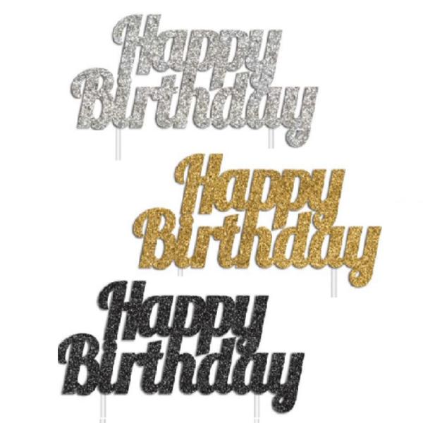 Happy Birthday paper