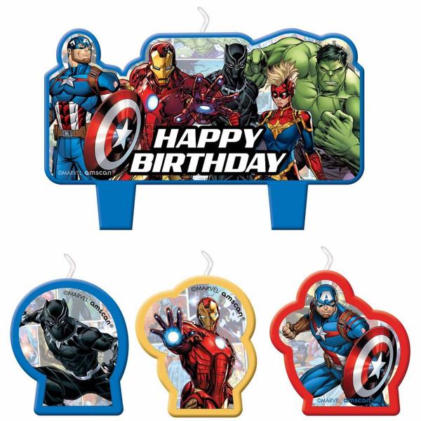 Marvel Avenger Power Unite 4pc