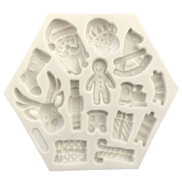 Christmas Mold 14pc
