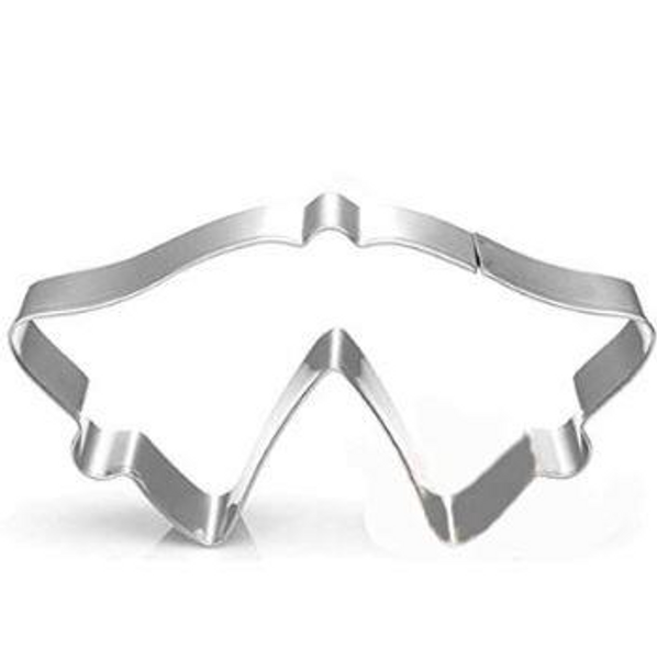 Double Bell Cookie Cutter