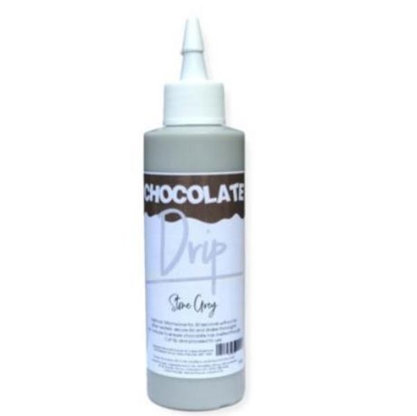 Chocolate Drip- STONE GRAY