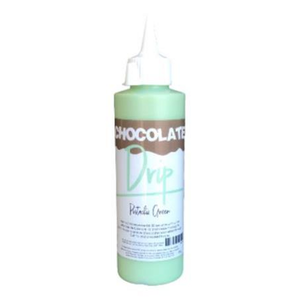 Chocolate Drip- PISTACHIO GREEN