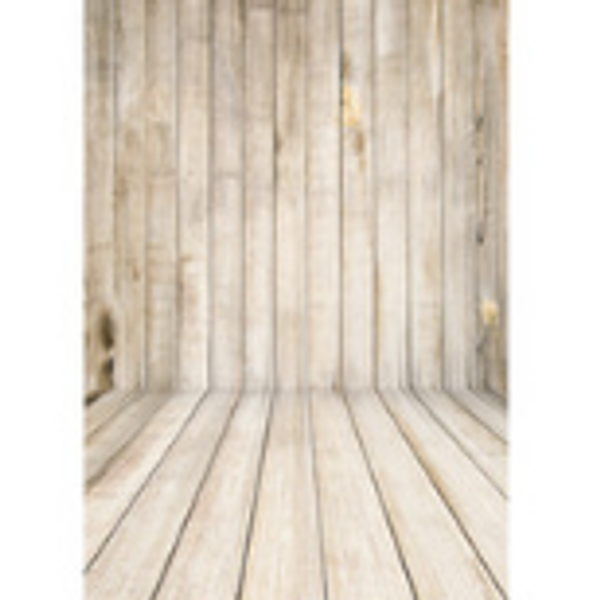 Backdrop 100x150cm Brown Planks