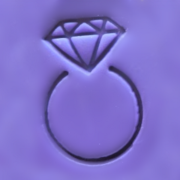 'Diamond Ring' EMBOSSER