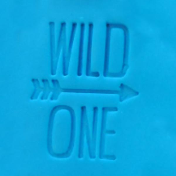 'Wild One' EMBOSSER