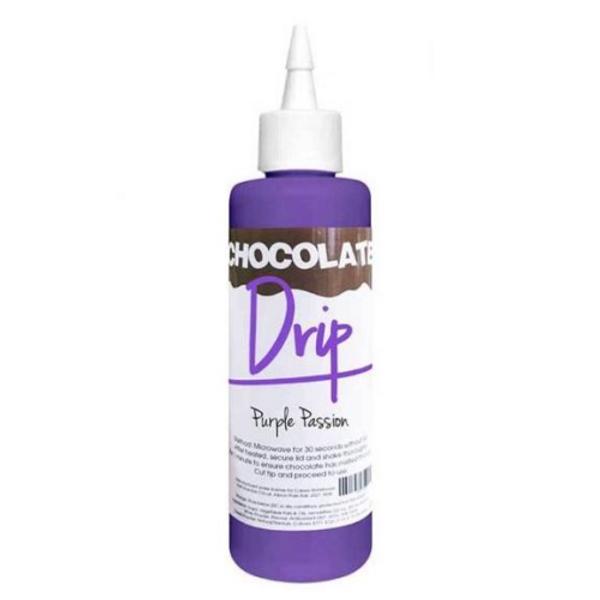 Chocolate Drip - PURPLE PASSION