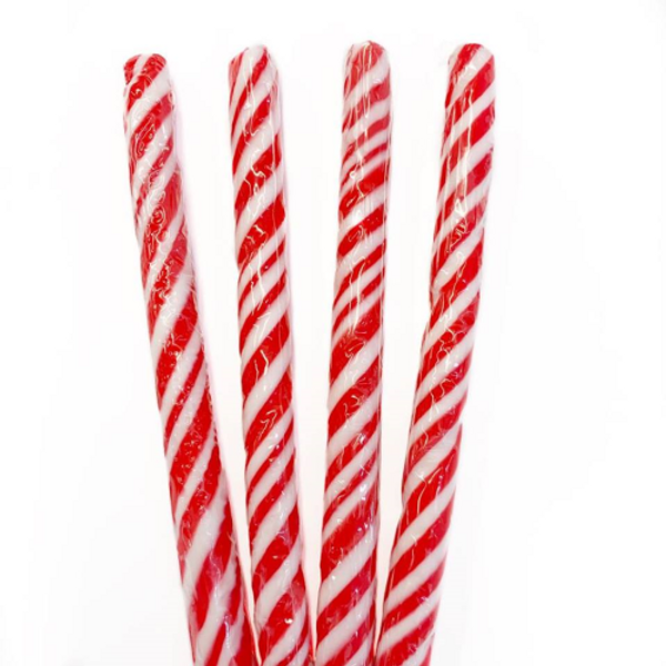 Candy Stick Red and White - Small