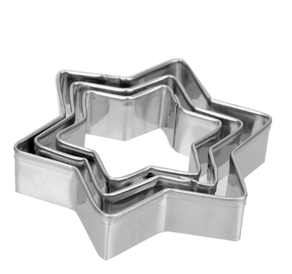 Tin Plate Cutter 3pc - STAR