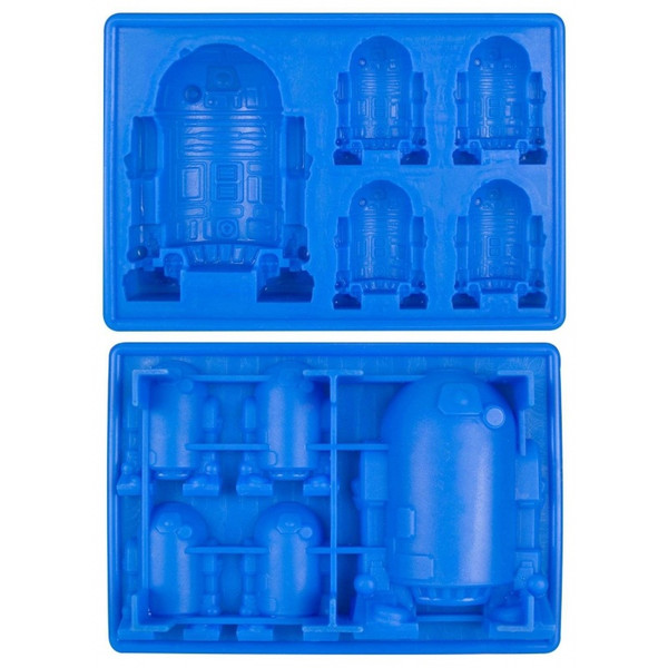Silicone Mold - STAR WARS / R2D2