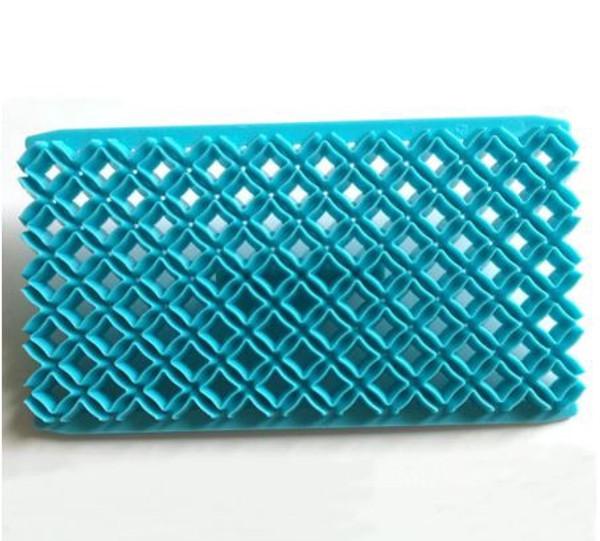 Plastic Embosser - Diamonds