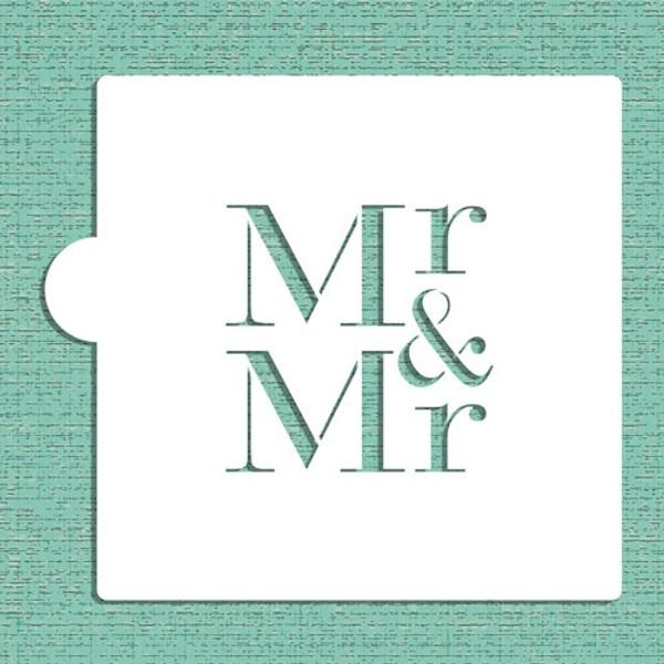 MR & MR - Designer Stencils