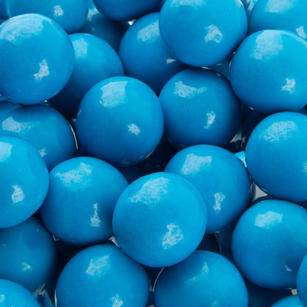 Blue Chocolate Balls 100g