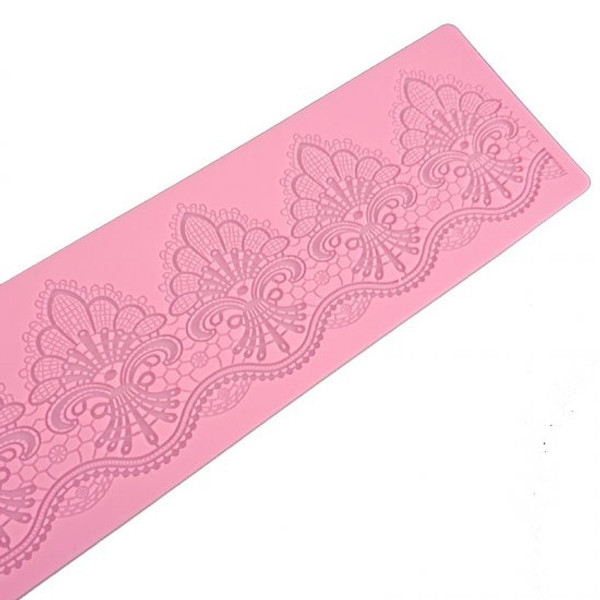 Lace Mat - Flower Bunches