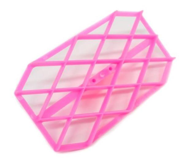 Plastic Embosser - Single Line Patchwork 2